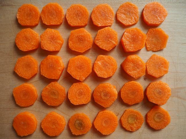Сушка моркови