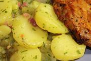 Как приготовить подмороженную картошку