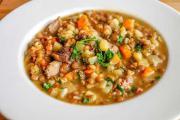 Суп с ребрышками