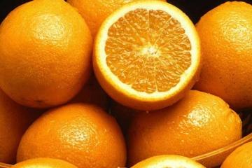 Сладкие апельсины