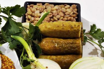 Постные блюда из чечевицы