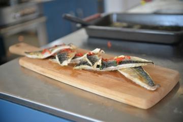 Приготовление заливной рыбы