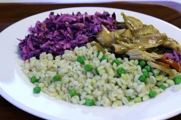 Питание по макробиотической диете