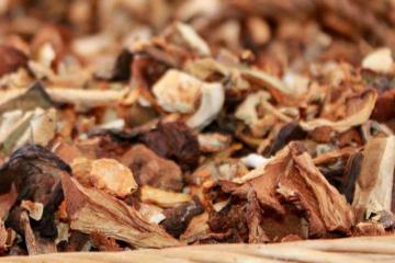 Где хранить сушеные грибы в домашних условиях 21