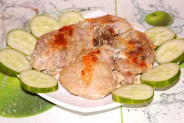 Вкусные отбивные из свинины
