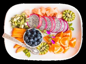 Простые рецепты вкусных фруктовых салатов