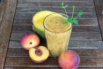 Персиковый сок