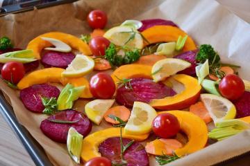 Салат с тыквой
