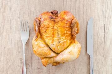 Как готовить птицу