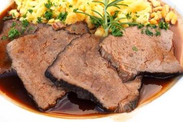Приготовление мяса