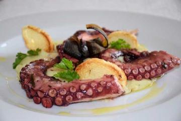 Как готовить морепродукты