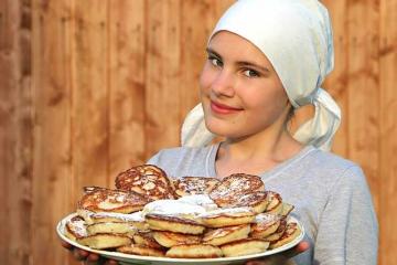 Традиционное питание россиян