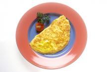 Запеканка из яиц