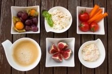Продукты для разных приемов пищи