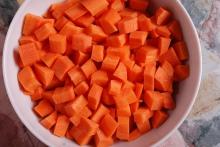 Квашеная морковь