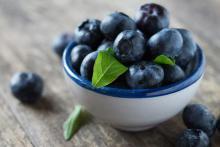 Рецепты черничного желе