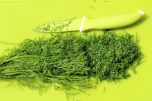 Как сушить зелень в духовке