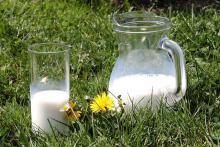 Скисшее молоко
