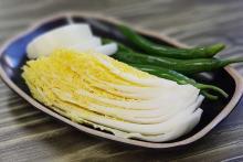 Салаты из пекинской капусты