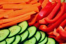 Болгарский перец с морковью на зиму