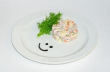 Маленькие порции - основа лиепайской диеты для похудения