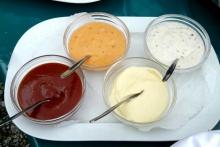 Соусы русской кухни