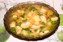 Вкусный гороховый суп