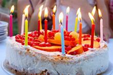 Вкусный вафельный торт