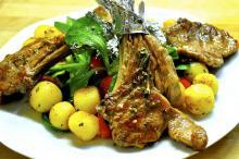 Мясо с картошкой - любимая еда удмуртов
